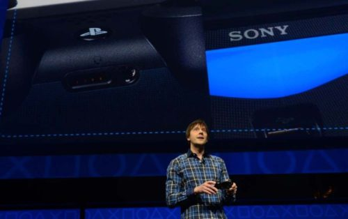 US-SONY-PLAY STATION 4