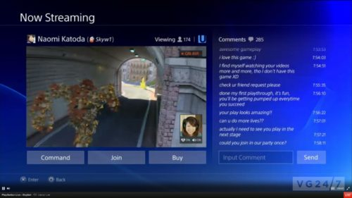 share ps4