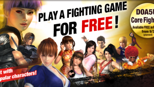 dead or alive 5 ultimate free