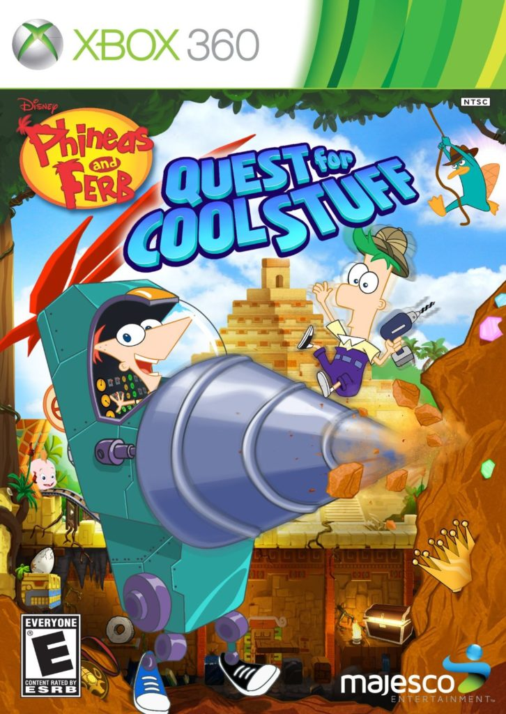 Phineas and Ferb - Quest for Cool Stuff