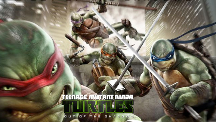TMNT Out of the Shadow
