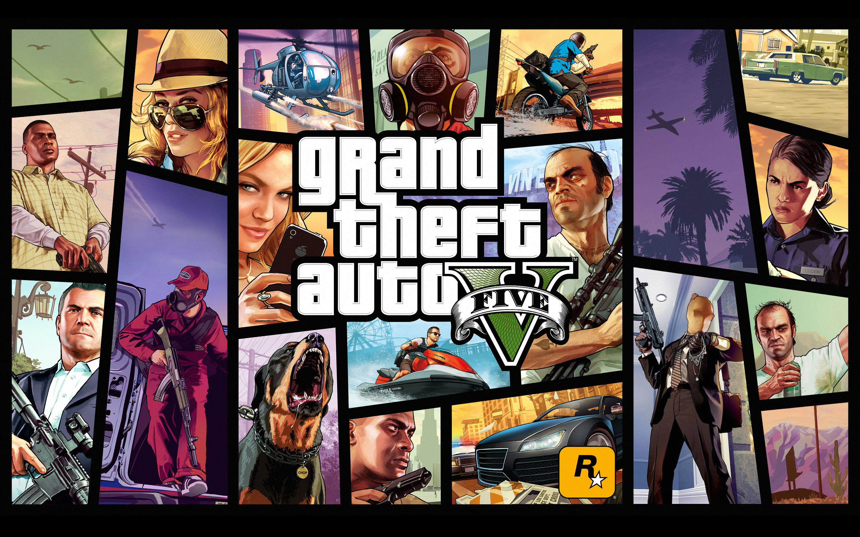 Trucchi GTA 5 PS3-Xbox 360, Ps4, Xbox One e PC - la lista completa