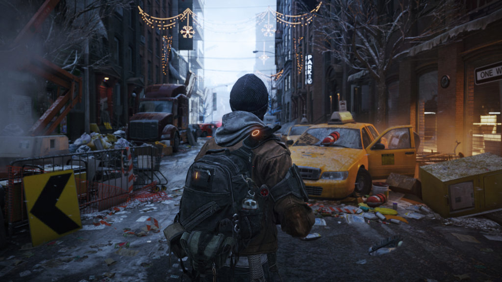 Trucchi Tom Clancy's The Division