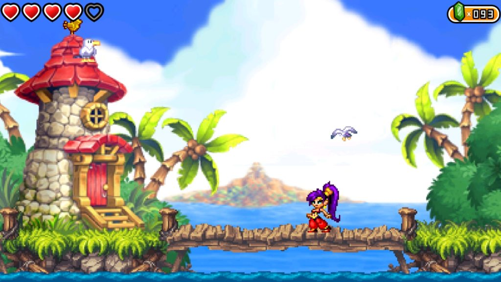 Shantae and the Pirate's Curse gameplay 2