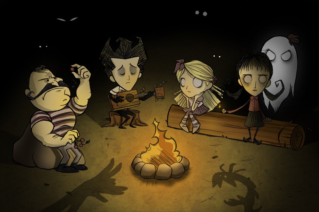 Don't Starve Giant Edition