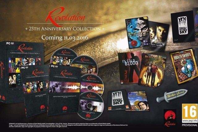 Revolution the 25th Anniversary Collection