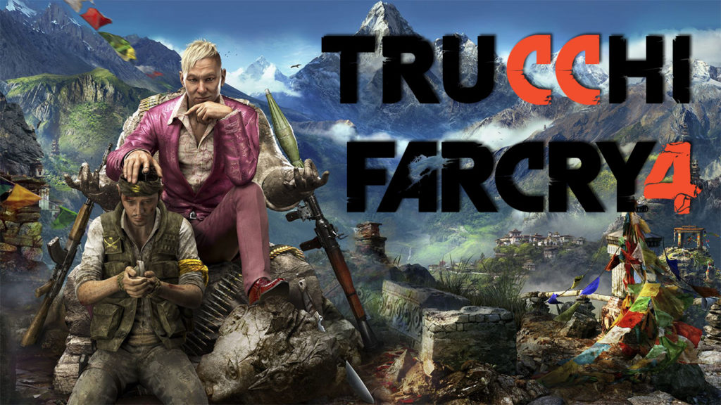 Armi leggendarie Far Cry 4
