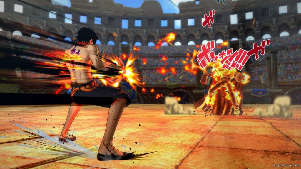 Guadagnare soldi One Piece Burning Blood