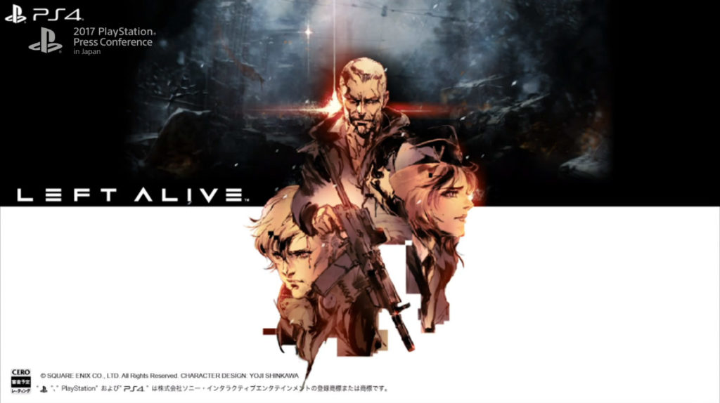 LEFT ALIVE si mostra in un nuovo Gameplay