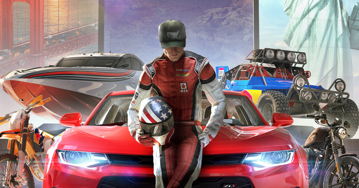 The Crew 2: The Hunt disponibile da domani