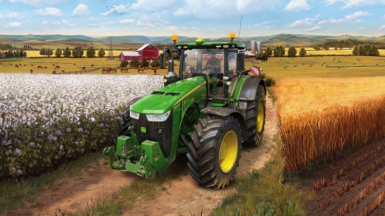 Farming Simulator 19 Platinum sarà disponibile dal 22 ottobr