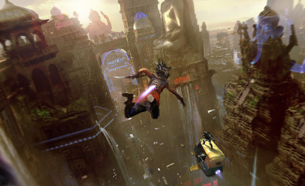 Beyond Good and Evil 2 si mostra in un nuovo Gameplay