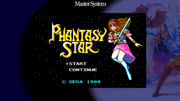 Phantasy Star arriva su Nintendo Switch all'interno della co
