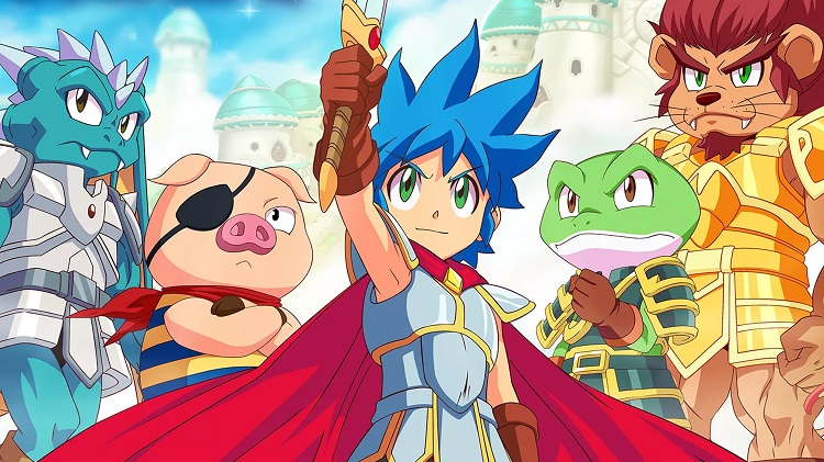 Monster Boy: Recensione, Trailer e Gameplay