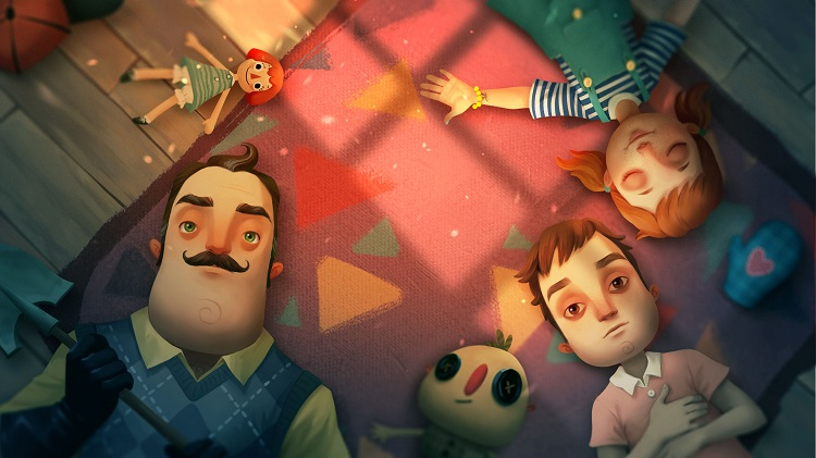 Hello Neighbor Hide and Seek: Recensione, Trailer e Gameplay