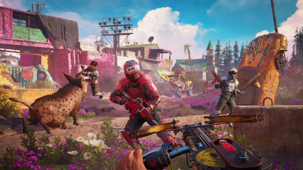 Far Cry New Dawn: Dove trovare lo Sparaseghe