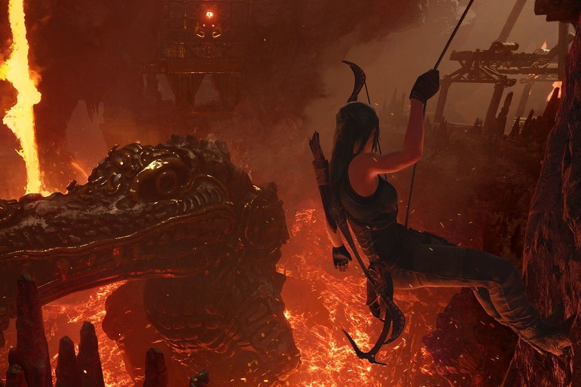 Shadow of the Tomb Raider: Disponibile il DLC THE GRAND CAIMAN