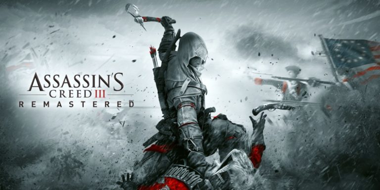 Assassin's Creed III Remastered disponibile da oggi su Switc