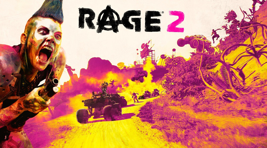 RAGE 2: Trofei PS4 in italiano