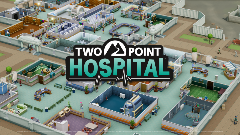 Two Point Hospital è disponibile per PlayStation 4, Xbox One