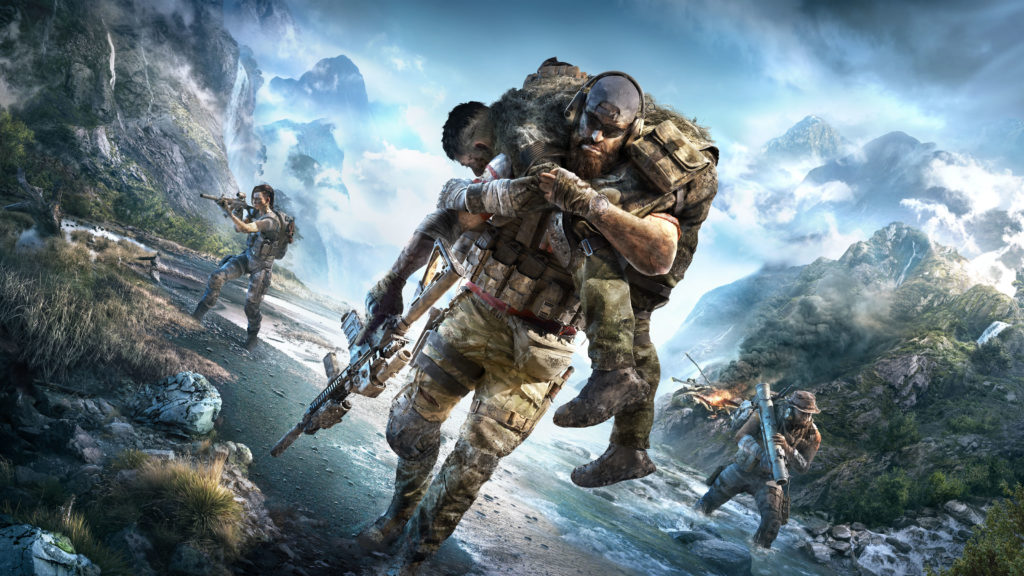 Ghost Recon Breakpoint: Arriva l'Open BETA