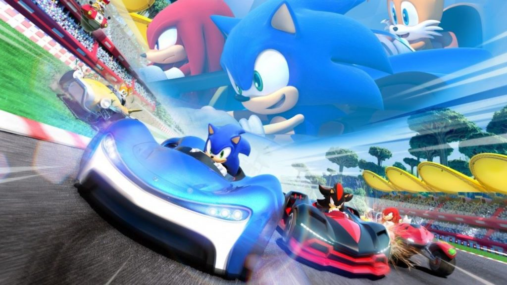 Team Sonic Racing disponibile da oggi