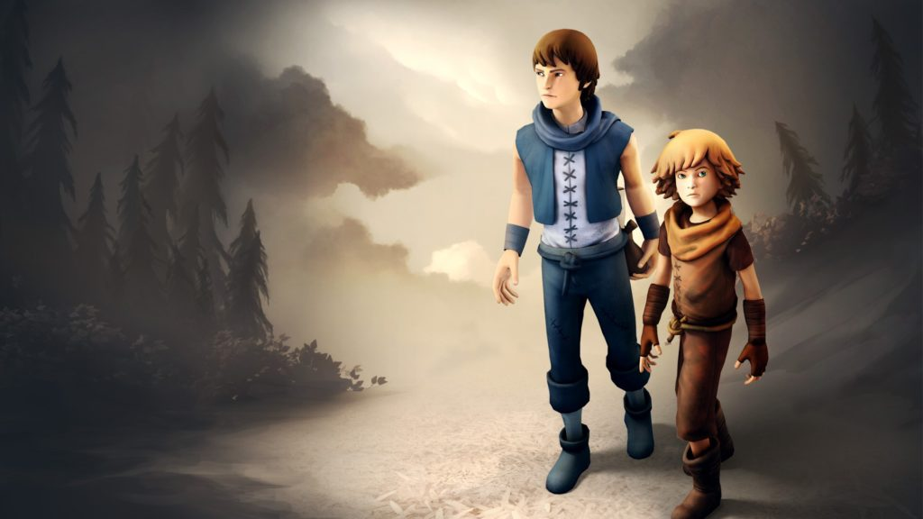 Brothers: A Tale of Two Sons arriva su Nintendo Switch