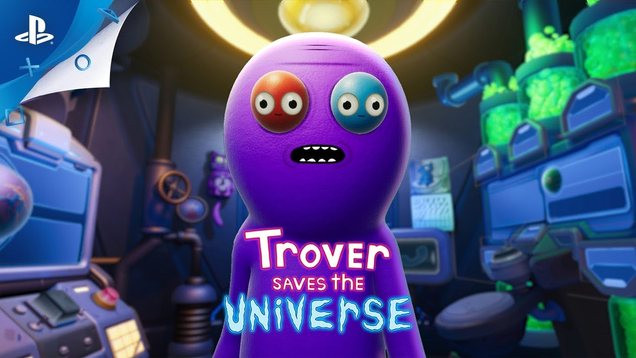 Trover Saves the Universe: Recensione, Gameplay Trailer e Screenshot