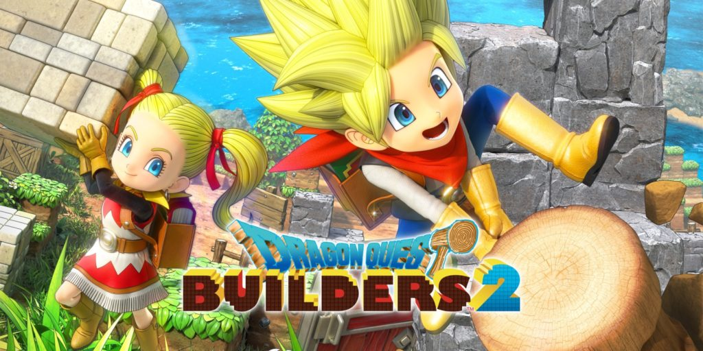 DRAGON QUEST BUILDERS 2 disponibile su Steam