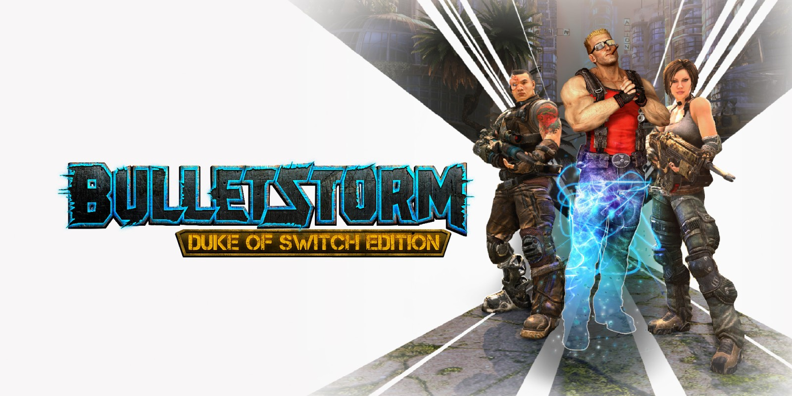 Bulletstorm - Duke of Switch Edition: Recensione, Gameplay Trailer e Screenshot