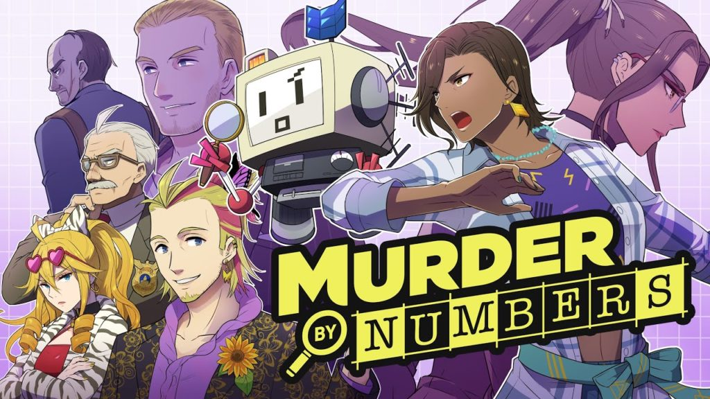 Il poliziesco hollywoodiano Murder by Numbers in arrivo su PC & Switch ...