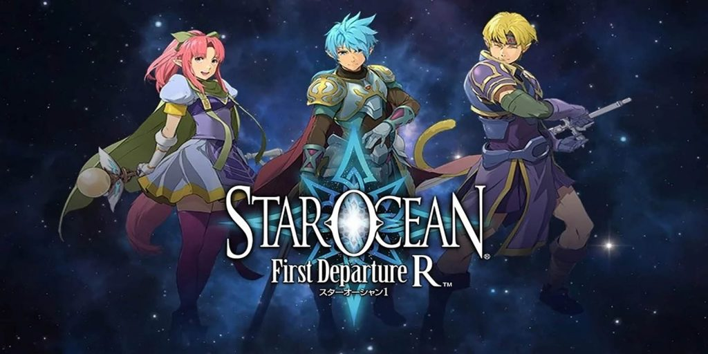 STAR OCEAN® First Departure R disponibile da oggi