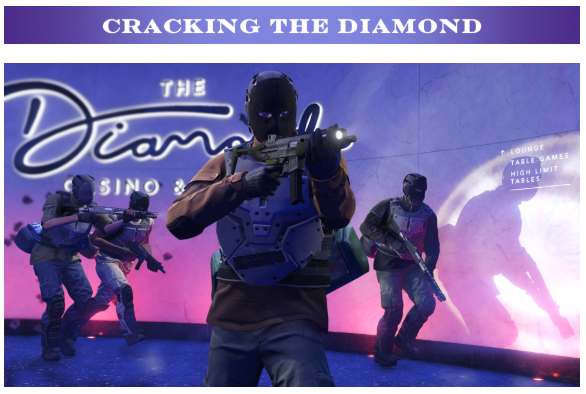 GTA Online: Colpo al Casinò Diamond ora disponibile!