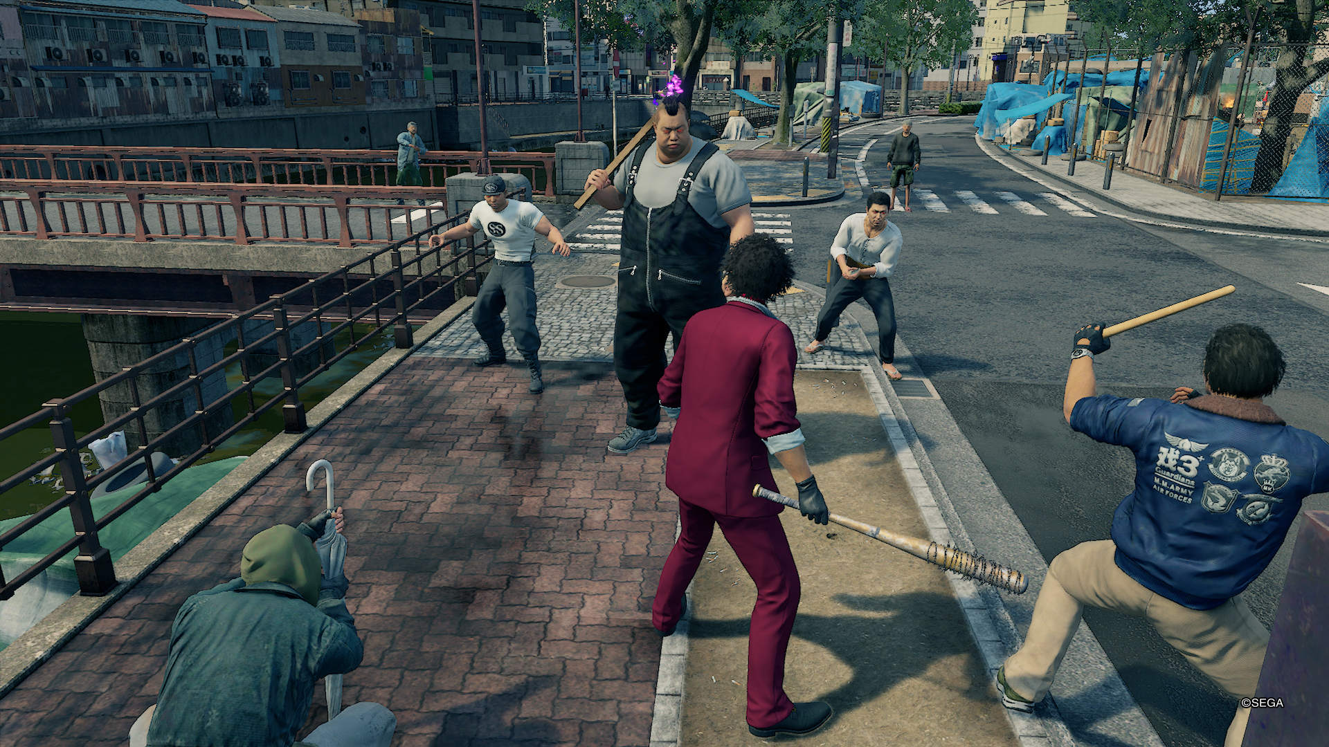 YAKUZA: LIKE A DRAGON arriva in occidente