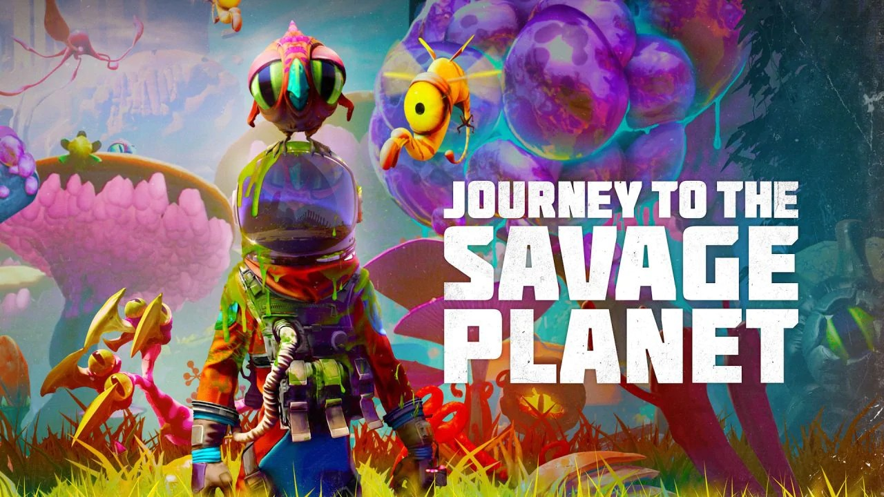Journey To The Savage Planet è da oggi disponibile su Steam in sconto