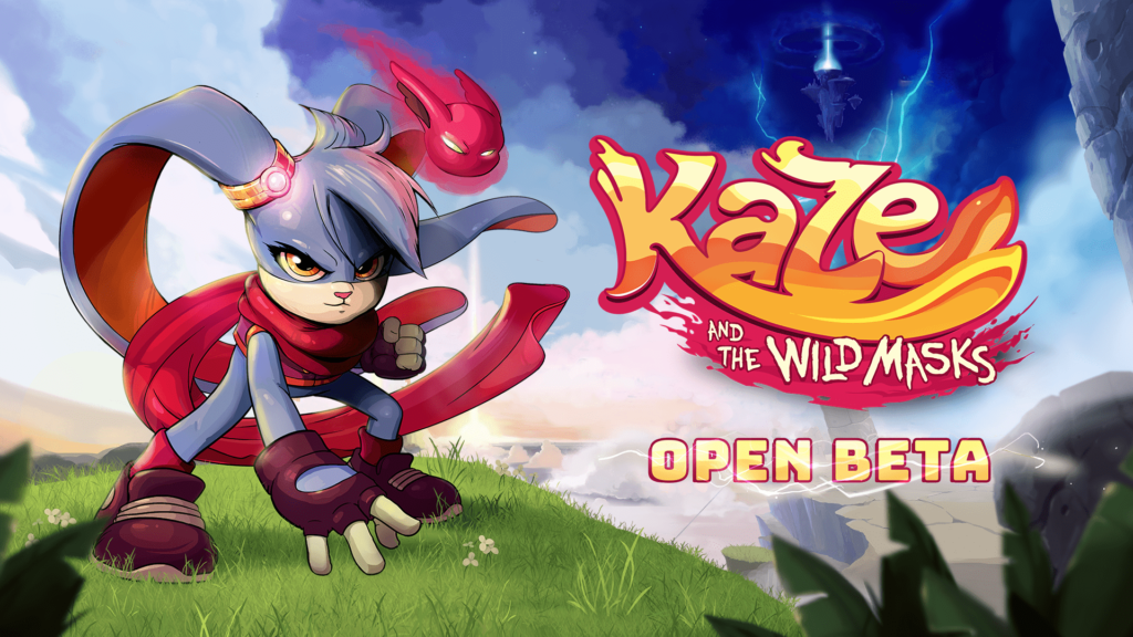 Kaze and the Wild Masks: Disponibile da oggi l'Open Beta