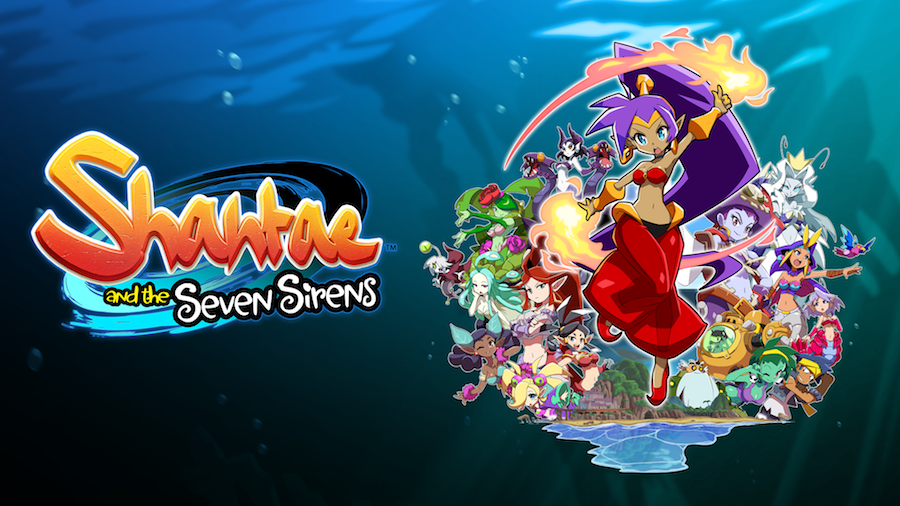 Shantae and the Seven Sirens: Recensione, Gameplay Trailer e Screenshot