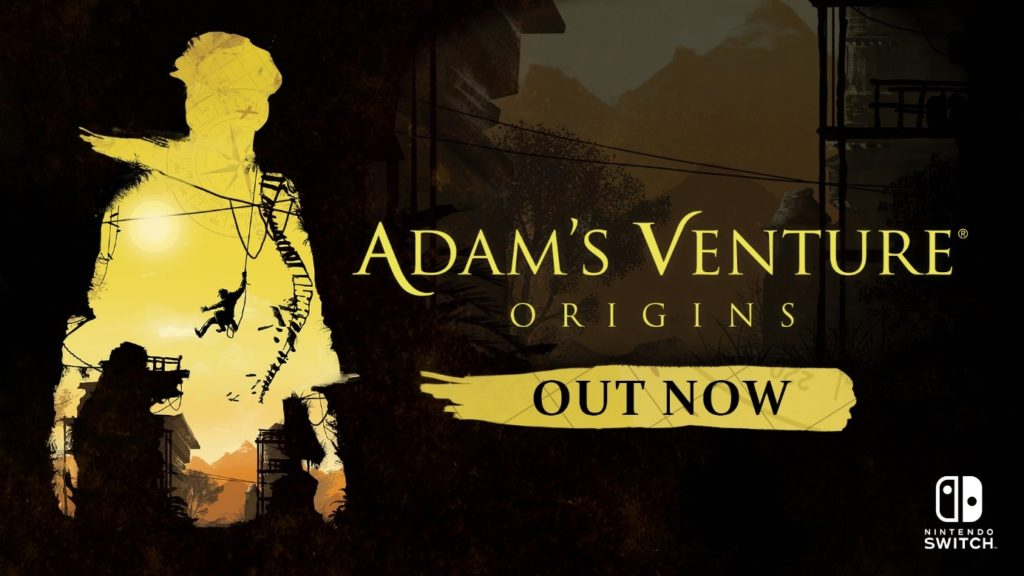 Adam's Venture Origins disponibile da oggi su Nintendo Switc