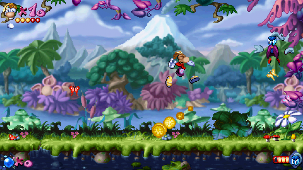Rayman Redemption GRATIS per PC: Video Gameplay Trailer e link download