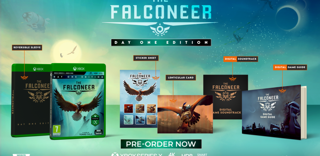 The Falconeer, arriverà su Xbox Series X al Day One della console