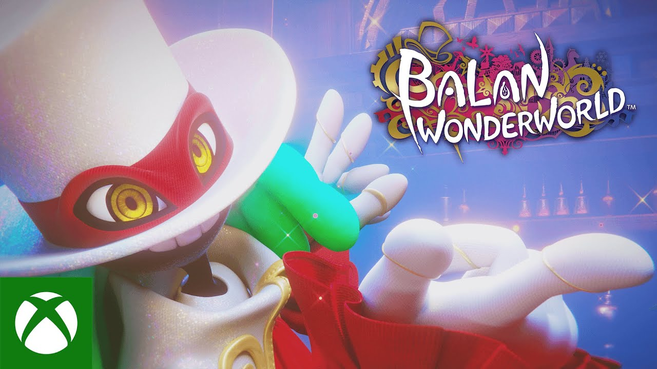 Square Enix annuncia BALAN WONDERWORLD