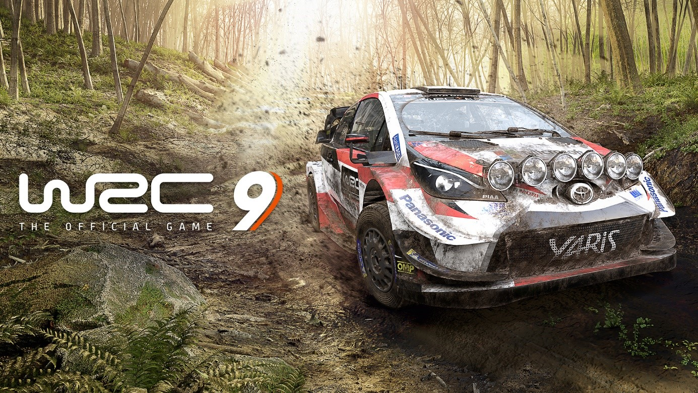 WRC 9 arriva su Nintendo Switch