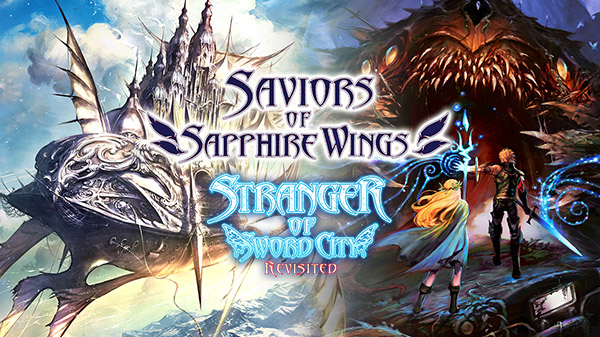 Saviors of Sapphire Wings e Strange of Sword City Revisted arrivano nel 2021