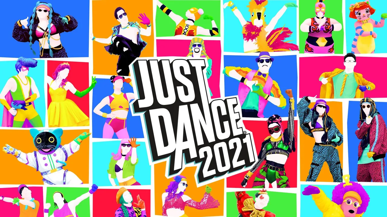 JUST DANCE 2021 disponibile su PS5 e Xbox Series dal 24 Novembre
