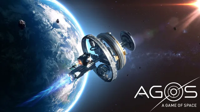 AGOS: A Game of Space annunciato per la VR