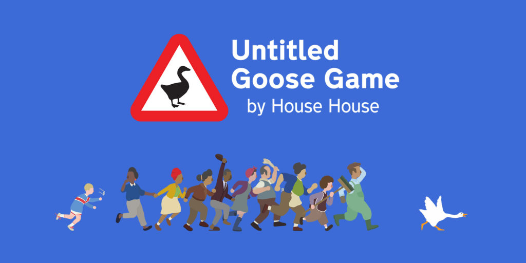 Untitled Goose Game disponibile in edizione fisica