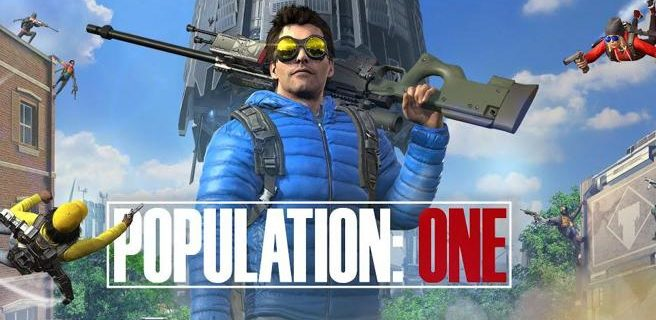 OCULUS: Arriva Population One, il  battle royale per Quest e Rift