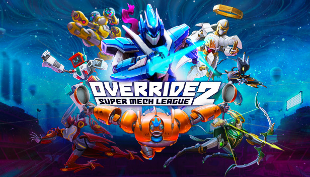 OVERRIDE 2: SUPER MECH LEAGUE disponibile da oggi
