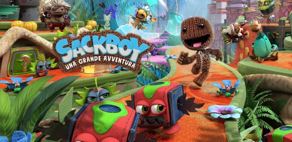 Sackboy Una Grande Avventura: Recensione, Gameplay Trailer e Screenshot
