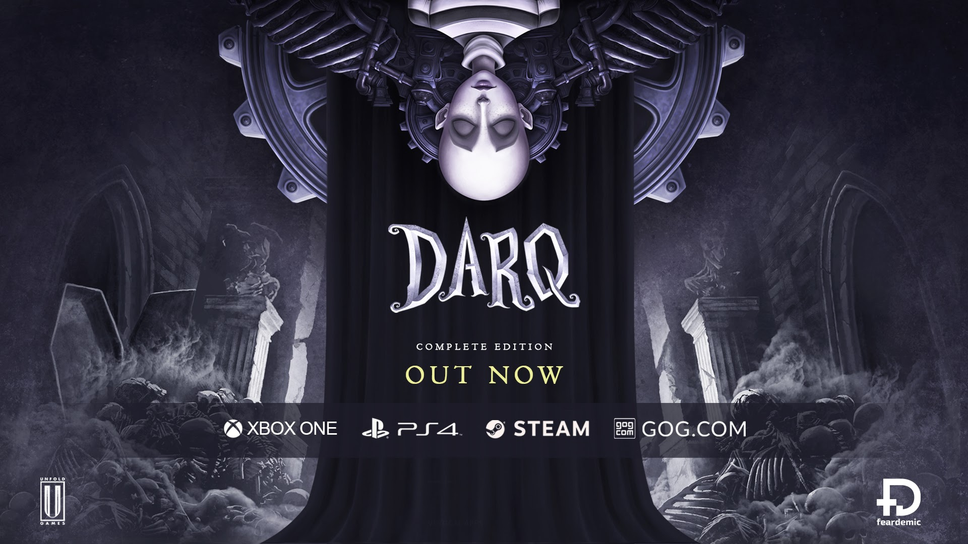 DARQ: COMPLETE EDITION disponibile da oggi